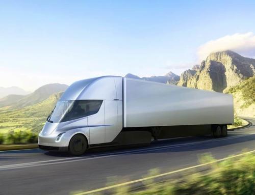 DHL zamówi elektryczne ciężarówki Tesla Semi